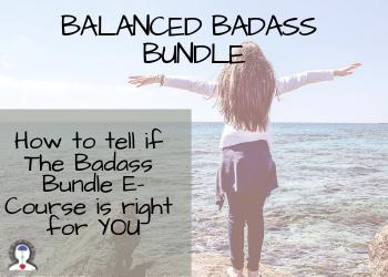 Badass Bundle E-Course